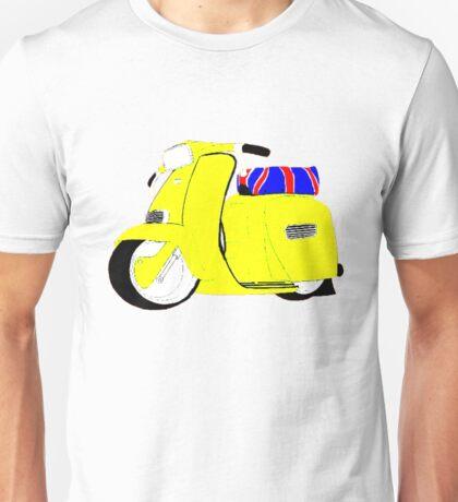 LAMBRETTA CARTOON Unisex T-Shirt