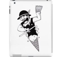 Ice-Groom Webbed iPad Case/Skin
