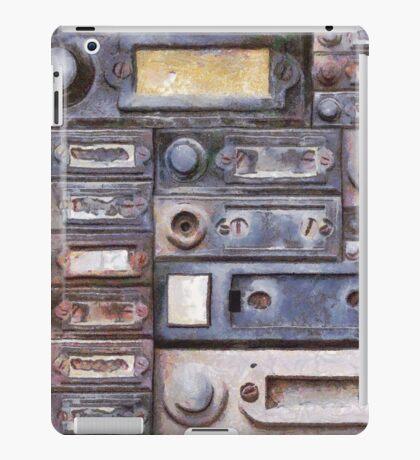 old doorbells iPad Case/Skin