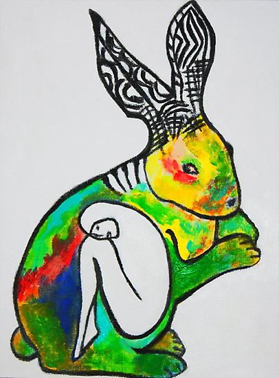 Rabbit's Hive by Ming  Myaskovsky