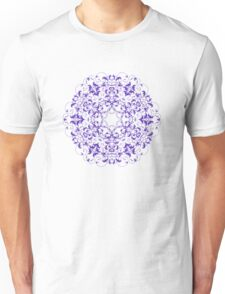 Abstract circular pattern Unisex T-Shirt
