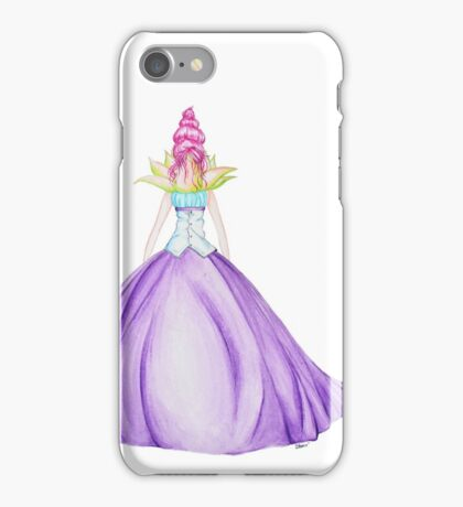 Waterlily, the princess iPhone Case/Skin