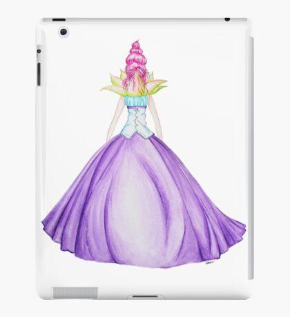 Waterlily, the princess iPad Case/Skin