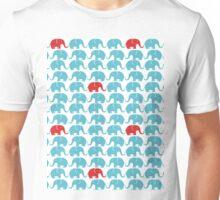 Elephant print Unisex T-Shirt