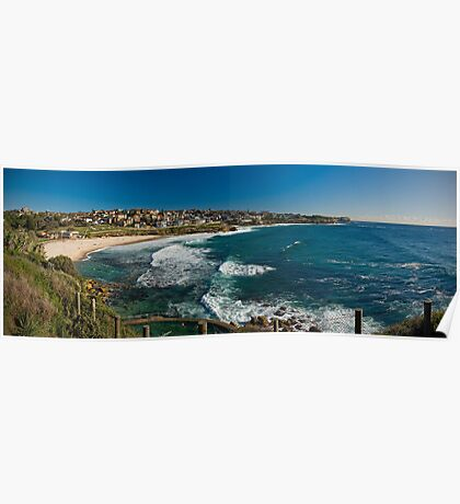 bronte beach - sydney australia Poster
