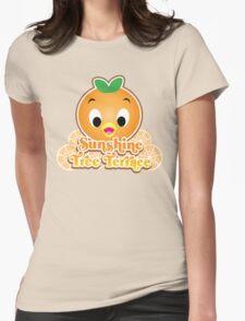New Sunshine Tree Terrace with Orange Bird T-Shirt