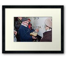 BEER III Framed Print