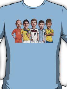 World stars T-Shirt