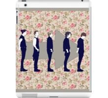 Flower Direction iPad Case/Skin