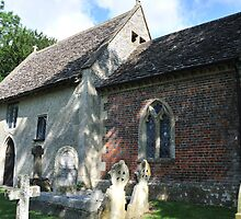 Alton Barnes Church, Vale of Pewsey, Wiltshire by Skeee