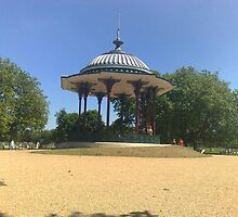 Bandstand - Clapham Common by Steven Mace
