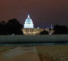 From the Ground Up. - Washington D.C by kaizy