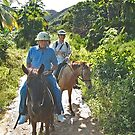 Bob Rides in St. Lucia by Memaa