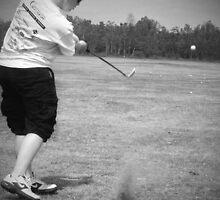 Golfing III - Hannah by daniepic