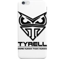 Blade Runner - Tyrell Corporation Logo iPhone Case/Skin