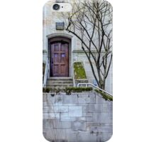 Wheelchair Entrance? iPhone Case/Skin