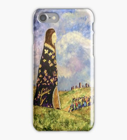Following Cuhullin iPhone Case/Skin