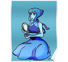 Steven Universe- Lapis Lazuli Poster