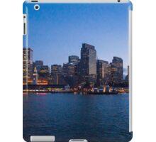 San Francisco Evening iPad Case/Skin