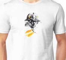 Firefighter Art Unisex T-Shirt