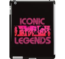 Iconic Legends - Golden Age Actresses iPad Case/Skin