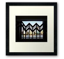London Deco: Hays Wharf/St Olaf House 2 Framed Print