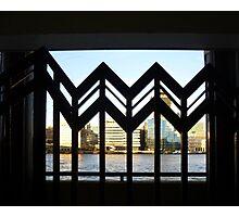 London Deco: Hays Wharf/St Olaf House 2 Photographic Print