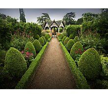 Little Hampton Court # 4 Photographic Print