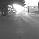 Sunrise Downtown-Early Morning, South Porcupine by Christopher Clark