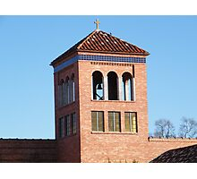 Bell Tower Photographic Print