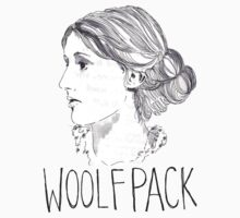 Virginia Woolfpack by Moonlightoak
