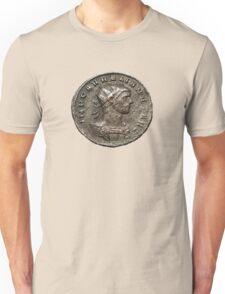 Ancient Roman Coin - Aurelian Unisex T-Shirt