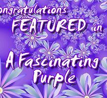 Feature Banner for A Fascinating Purple by viennablue