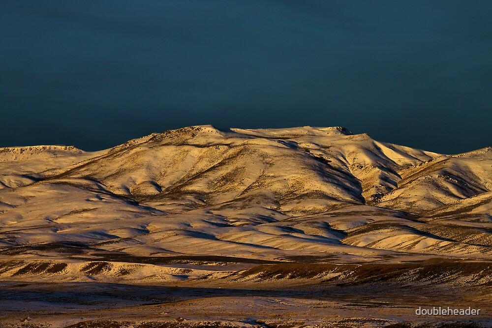 Nevada Hillside by doubleheader
