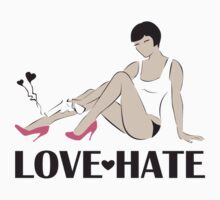 Love~Hate #2  by MADE BY JROCHÉ