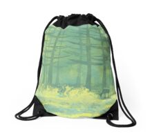 The Clearing Drawstring Bag
