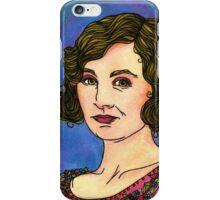 Lady Edith iPhone Case/Skin