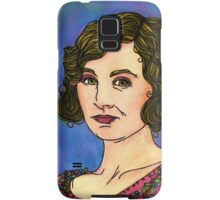 Lady Edith Samsung Galaxy Case/Skin