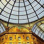 The Galleria Vittorio Emanuele II - Milan by sstarlightss