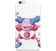 Mr. Mime iPhone Case/Skin