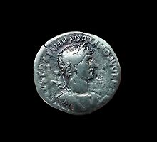 Ancient Roman Coin HADRIAN by sixstringphonic