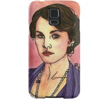 Lady Mary Samsung Galaxy Case/Skin