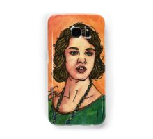 Lady Sybil Samsung Galaxy Case/Skin