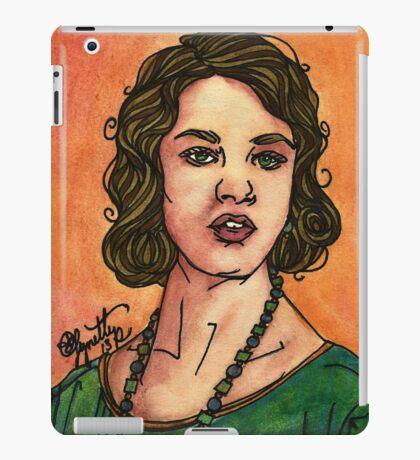 Lady Sybil iPad Case/Skin