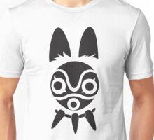 San's Mask (Princess Mononoke) Unisex T-Shirt