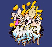 3 Little Pigs Oink! Unisex T-Shirt