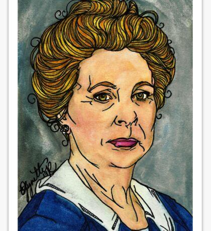 Isobel Crawley Sticker