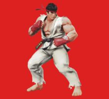 Ryu Smash 4 by Pompelmo