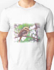 Kookaburra sitting in tree T-Shirt