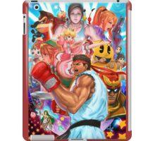 Ryu smash 4 iPad Case/Skin